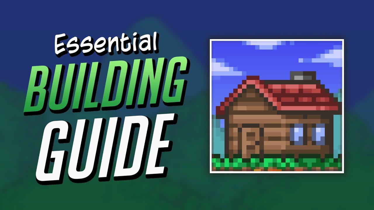 Essential Building Guide Terraria Youtube
