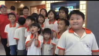 TV3 & LikeMedia : CNY Orphanage at Jaya Supermarket on TV3 Good