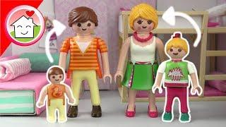 Playmobil Film deutsch - Anna und Lena als Erwachsene  - Familie Hauser Spielzeug Kinderfilm
