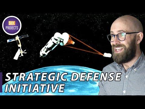 The US Strategic Defense Initiative: Ronald Reagan's Star Wars Program