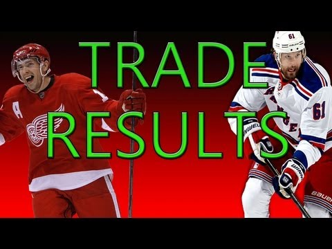 "NHL13: HUT l Trade Time Results #1  "" Crazy Trades"""