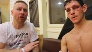 GAVIN McDONNELL LEFT 'GUTTED' - REACTS TO A HEART-BREAKING WORLD TITLE DEFEAT TO REY VARGAS