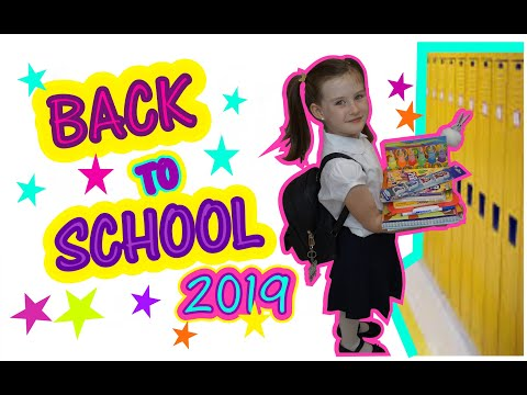 BACK TO SCHOOL 2019😍БЭК ТУ СКУЛ😍МОИ ПОКУПКИ К ШКОЛЕ Miss Milana