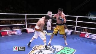 WSB Season VI Week 6 - Uzbek Tigers  vs Astana Arlans Kazakhstan - Highlights