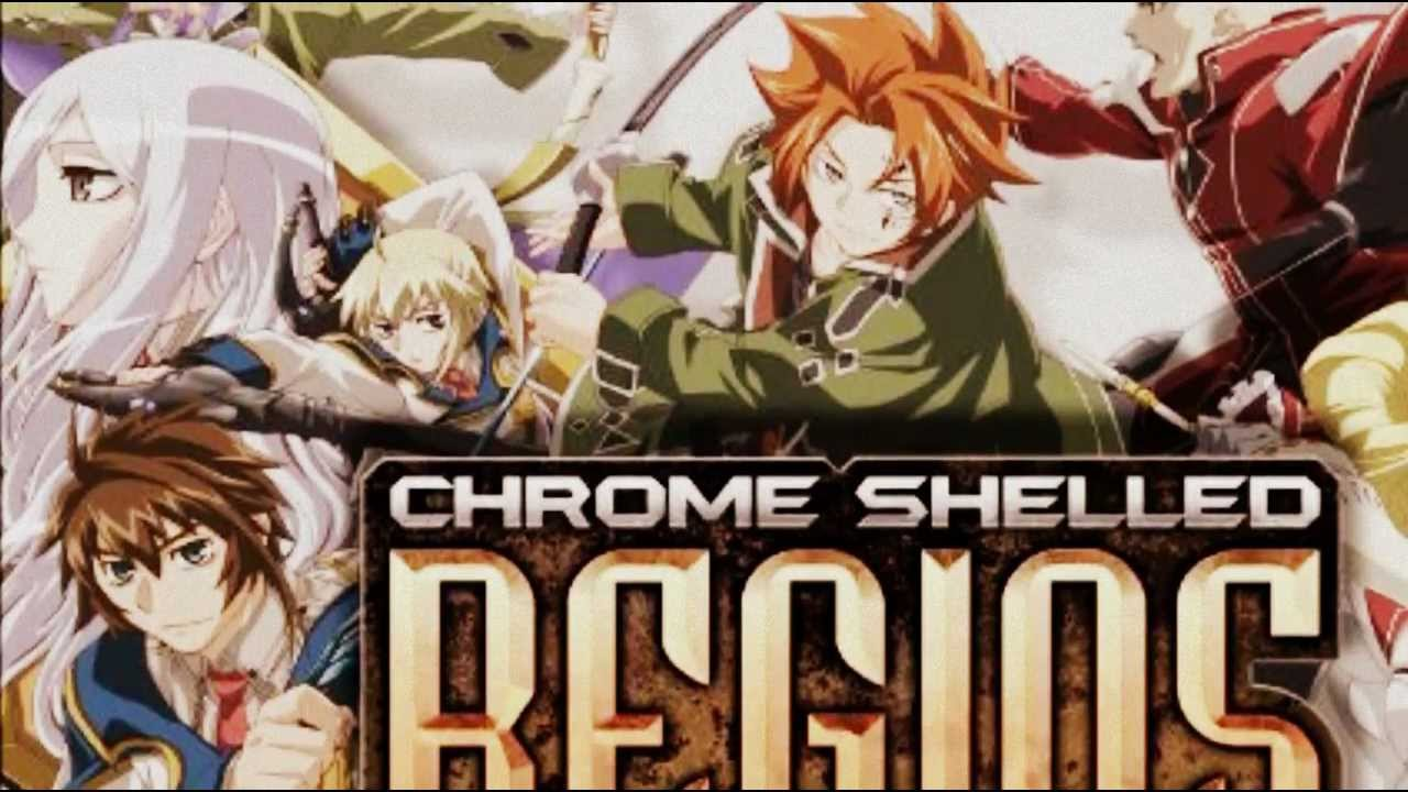 TOP ACTION ADVENTURE FANTASY ANIME SERIES OF 2012 EVER