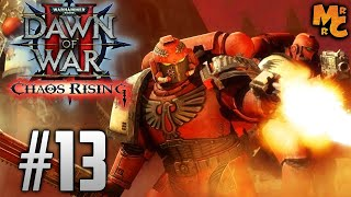 Прохождение Warhammer 40,000 DOW 2 Chaos Rising [Часть 13] Стычка с Диомедом