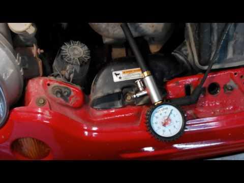 Daewoo Matiz - не ровная работа мотора (троит)