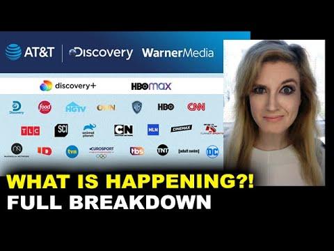 Download Warner Media & Discovery Merger BREAKDOWN - Jason Kilar out, David Zaslav in! AT&T Explained!