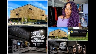 Touring The Smithsonian National Museum of African American History & Culture   VLOG #22