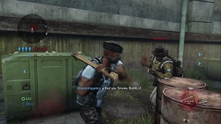 The Last of Us Remastered Multiplayer Gameplay Online (PS4 1080p) (The Dam)