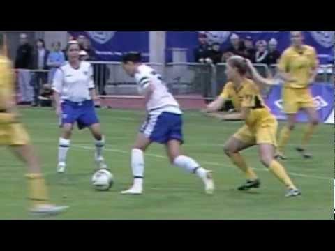 Christine Sinclair Highlights