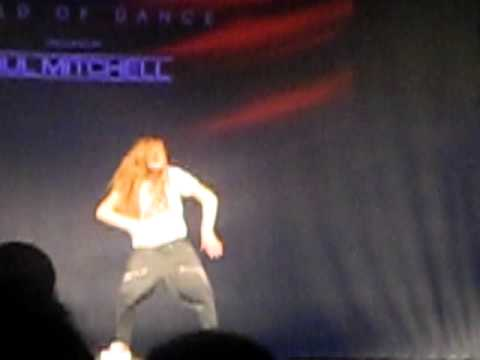 Chachi Gonzales Performing at the World of...