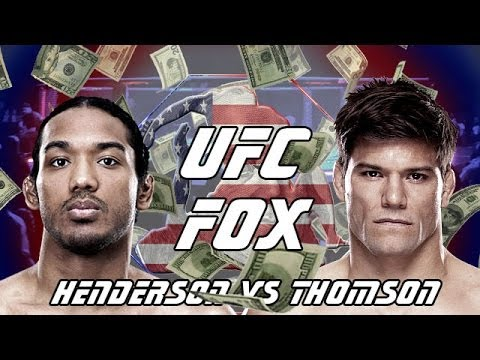 UFC on FOX 10: Benson Henderson vs Josh Thomson