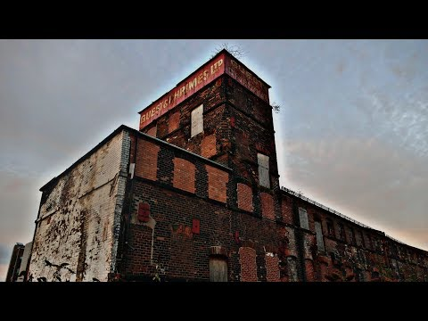 MASSIVE ABANDONED FACTORY EXPLORATION (GUEST AND CHRIMES)