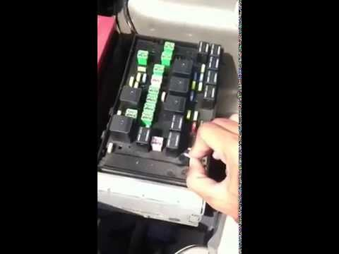 hqdefault dodge grand caravan ( town & country) power lock fix youtube 2010 Caliber Fuse Box at panicattacktreatment.co