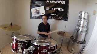 Video Thunder - Drum Cover - Imagine Dragons download MP3, 3GP, MP4, WEBM, AVI, FLV Desember 2017