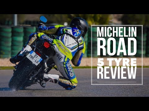 michelin road 5 tyre test bikesocial youtube. Black Bedroom Furniture Sets. Home Design Ideas