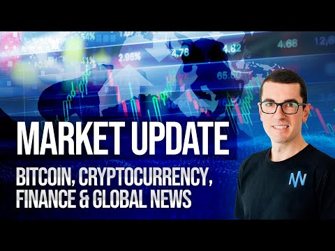 Bitcoin, Cryptocurrency, Finance & Global News - Market Update October 13th 2019