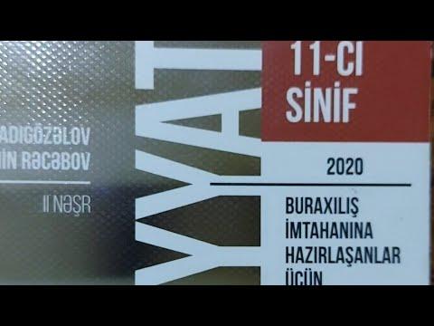 17.10.2021 Güvən sınaq - 1. 11-ci sinif III və II qruplar. #Tarix