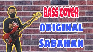 Floor88 ft. Atmosfera - Original Sabahan (bass cover)