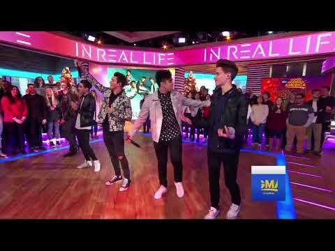 In Real Life - Eyes Closed & Tattoo (Live on Good Morning America)