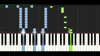 Ahrix - Nova - PIANO TUTORIAL