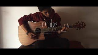Download Lagu (Labrinth) Jealous - Akbar Rizky Refiandry | Fingerstyle Guitar Cover Mp3