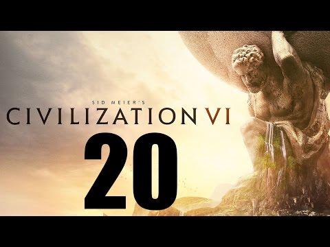 Civilization 6 Gameplay German #20 Panzerschiffe | Let's Play Civ 6 Deutsch | Preview