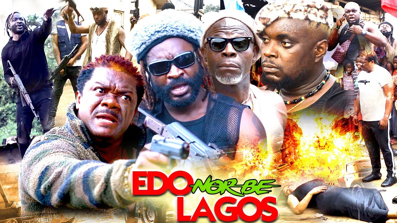 Download EDO NOR BE LAGOS [PART 1] - LATEST NOLLYWOOD MOVIES 2021   KELVIN IKEDUBA MOVIES   OFLEX