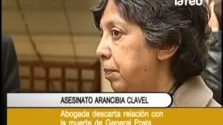 Descartan relación entre asesinato de Arancibia Clavel y el caso Prats 480p