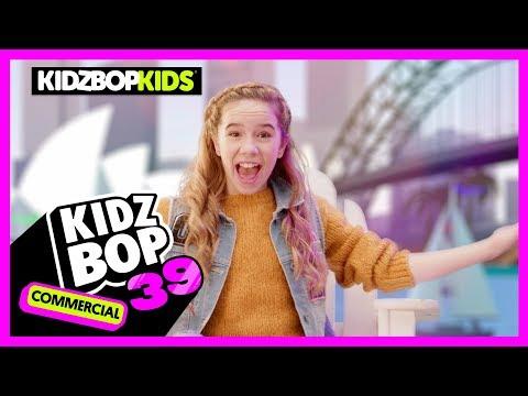 KIDZ BOP 39 Official Commercial