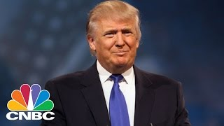 Donald Trump's 'Positive' Announcement Reportedly On Economic Development | CNBC