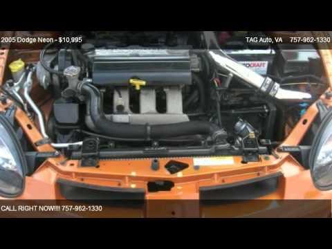 2005 Dodge Neon SRT-4 - for sale in Virginia Beach , VA 23464
