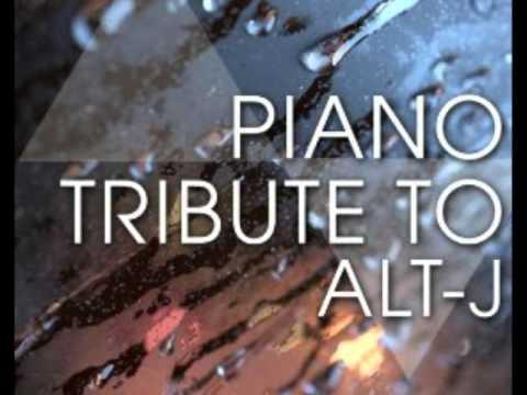 Bloodflood - Alt-J Piano Tribute