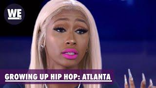'Jhonni Blaze's Breakdown' Unexpected Moment | Growing Up Hip Hop: Atlanta