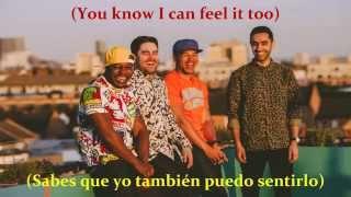 Feel the love - Rudimental ft. John Newman (Lyrics - sub. Español)