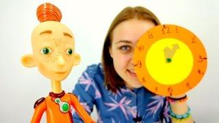 ПОДЕЛКИ! Делаем часики из бумаги! Видео с игрушками для детей!(Сегодня, к нам в гости прилетел не обычный мальчик Арик, он изобретатель из будущего, а путешествует, Арик,..., 2015-08-25T05:48:55.000Z)