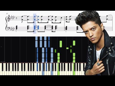 Bruno Mars & Cardi B - Finesse (Remix) - ADVANCED Piano Tutorial + SHEETS