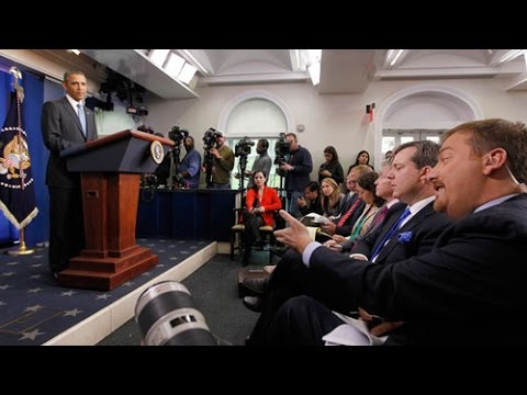 Media Cry Foul As Obama Attacks Freedom of the Press