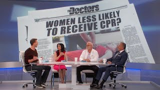 Women Less Likely to Receive CPR?