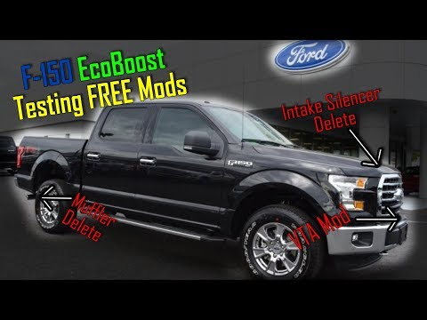 TFS - Ford F-150 Ecoboost Testing FREE Mods!