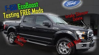 Tfs Ford F 150 Ecoboost Testing Free Mods