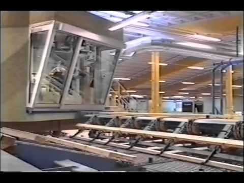 Swedish sawmilling - from old days and til today