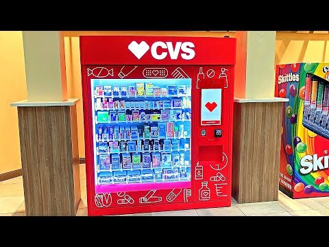 CVS Vending Machine
