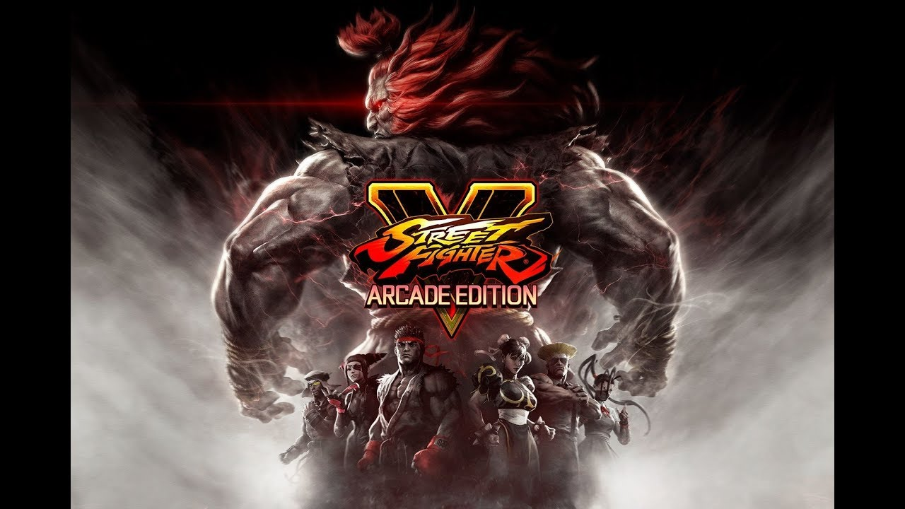 street fighter v arcade edition deluxe pc