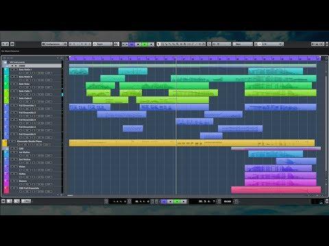 Cinematic Studio Solo Strings - Articulation Demo