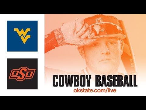 Oklahoma State Baseball vs. West Virginia (Game 3)
