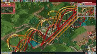 Ni ludu: RollerCoaster Tycoon #11 – Kavernhomo