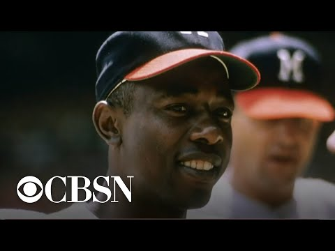 "Remembering baseball legend Henry ""Hank"" Aaron, dead at 86"