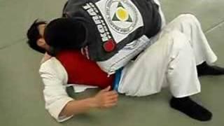 Korea bjj (Johnfranklbjj ) gi choke (기초크) 3